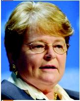 Gro Brundtland. (©Reuters NewMedia Inc./Corbis. Reproduced by permission.)