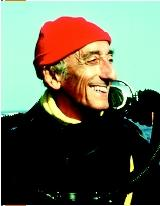 Jacques Cousteau. (AP/Wide World Photos/The Cousteau Society. Reproduced by permission.)