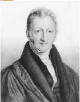 Thomas Robert Malthus. (Corbis-Bettmann. Reproduced by permission.)