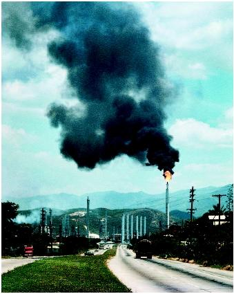 تلوث البيئة كبيرة التلوث 2011 تلوث الهواء تلوث