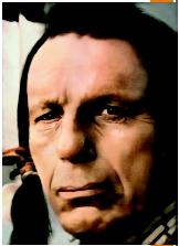 Iron Eyes Cody, the teary-eyed Native American man that was for many years a part of the Keep America Beautiful campaign. (Keep America Beautiful, Inc.)